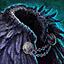 Houppelande du Corbeau